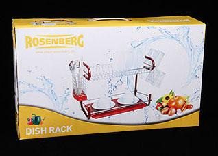 Сушилка для посуды Rosenberg 6840 45 х 25 х 33 смРазное<br><br>
