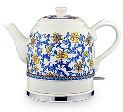 Чайник керамический Великие Реки Малиновка-8Чайники и кофеварки<br><br>