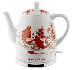 Чайник керамический Великие Реки Малиновка-11Чайники и кофеварки<br><br>