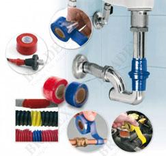 Изолента силиконовая Майти Фиксит Bradex TD 0372Строительные инструменты<br><br>