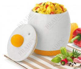 Емкость керамическая для приготовления блюд в микроволновой печи Bradex TK 0186TV товары для кухни<br><br>