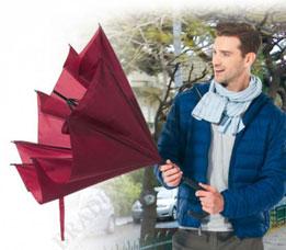Зонт-наоборот Bradex SU 0012Зонты<br><br>