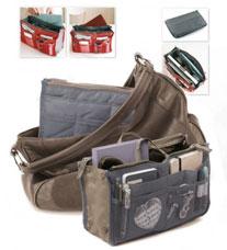Органайзер для сумки Сумка в сумке серый Bradex TD 0339Товары для гардероба<br><br>