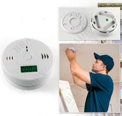 Датчик обнаружения угарного газа Bradex TD 0369Полезные вещи для дома<br><br>