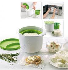 Аппарат для приготовления домашнего творога и сыра Нежное лакомство Bradex TK 0192TV товары для кухни<br><br>