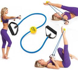Эспандер с массажным шариком Профи бол Bradex SF 0148Товары для фитнеса<br><br>
