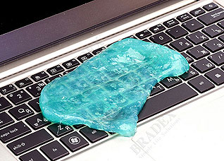 Очиститель клавиатуры Лизун Bradex TD 0354Товары для дома<br><br>