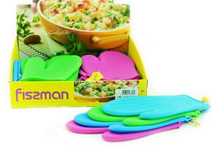 Силиконовая рукавица 27 см Fissman 7398Кухонные аксессуары<br><br>
