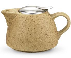 Заварочный чайник 1000 мл песочный Fissman 9299Чайники и термосы<br><br>