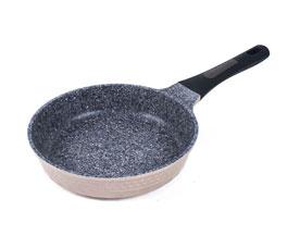Сковорода алюминиевая с гранитным покрытием Endever Aquarelle-262Сковороды антипригарные<br><br>