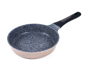 Сковорода алюминиевая с гранитным покрытием Endever Aquarelle-282Сковороды антипригарные<br><br>