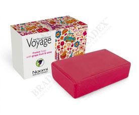 Мыло Путешествие во Францию Voyage Naomi KM 0059Косметика Naomi<br><br>
