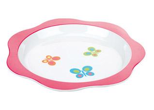 Тарелка Bambini, бабочки, Tescoma 668012Tescoma для детей<br><br>