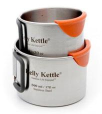 Набор чашек Kelly Kettle Camping Cup Set (350 &amp; 500 мл) арт. 50040Посуда для туризма<br><br>