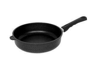 Сковорода 24x7см чёрная AMT 724-E-Z2 арт. 500724Сковороды антипригарные<br><br>