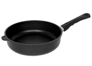 Сковорода 28x7см чёрная AMT 728-E-Z2 арт. 500728Сковороды антипригарные<br><br>