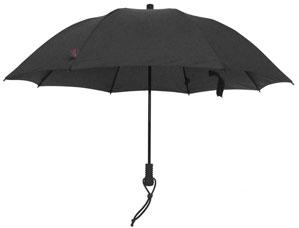 Зонт Euroschirm Swing Liteflex черный арт. W2L69120Зонты<br><br>