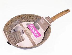 Сковорода для жарки Imperial Gold 28 x 5,5 см Fissman 4361Сковороды<br><br>