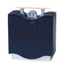 Подставка для зубочисток 9 x 8 x 4 см Fissman 8925Кухонные аксессуары<br><br>