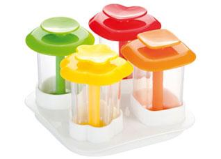 Формочка для канапе PRESTO Foodstyle, 4 шт. Tescoma 422240Обработка продуктов<br><br>