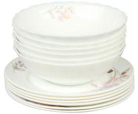 Набор столовой посуды 12пр Rosenberg 1261-4Сервировка стола<br><br>