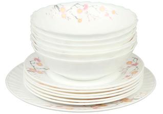 Набор столовой посуды 13пр Rosenberg 1262-1Сервировка стола<br><br>