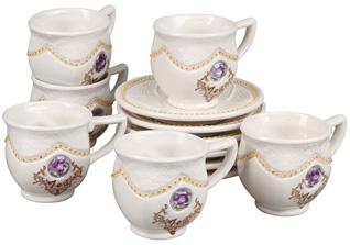 Чайный набор 12 пр Rosenberg 8695Сервировка стола<br><br>