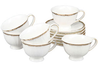 Чайный набор 12 пр (150мл) Rosenberg 8706Сервировка стола<br><br>