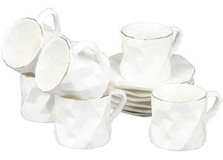 Чайный набор 12 пр (200мл) Rosenberg 8718Сервировка стола<br><br>