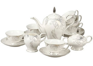 Чайный набор 15 пр Rosenberg RCE-115006-15Сервировка стола<br><br>