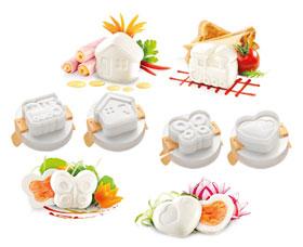 Формочка для придания яйцу формы PRESTO,4шт Tescoma 420658Обработка продуктов<br><br>