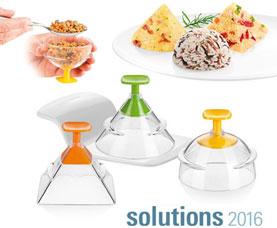 Формочки для придания продуктам 3D-формы PRESTO FoodStyle, 3 шт. Tescoma 422230Обработка продуктов<br><br>