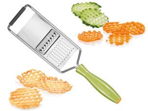 Терка для нарезки овощей решеточкой PRESTO CARVING Tescoma 422054Обработка продуктов<br><br>