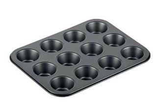Форма для 12 мини-кексов DELICIA 26 x 20 cm Tescoma 623224Выпечка<br><br>