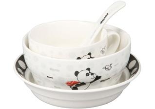 Набор детской посуды Rosenberg 87960 4 прСервировка стола<br><br>