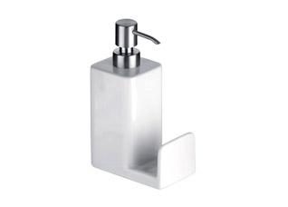 Дозатор для моющих средств Online 350 мл, с местом для губки, Tescoma 900812Организация и уборка кухни<br><br>