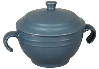 Супница с крышкой (синяя) Rosenberg 9264-1Сервировка стола<br><br>