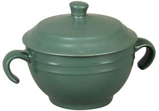Супница с крышкой (зеленая) Rosenberg 9264-2Сервировка стола<br><br>
