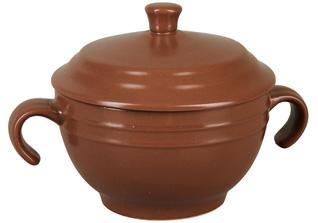 Супница с крышкой (коричневая) Rosenberg 9264-3Сервировка стола<br><br>