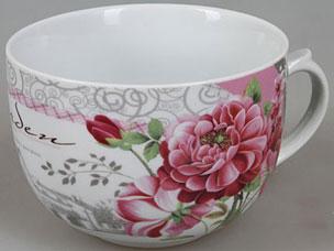 Бульонная чашка Rosenberg 9312-RСервировка стола<br><br>