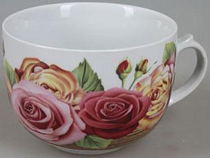 Бульонная чашка 15см Rosenberg 9331Сервировка стола<br><br>