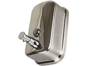 Диспенсер для жидкого мыла 800мл Rosenberg 7427-MРазное<br><br>