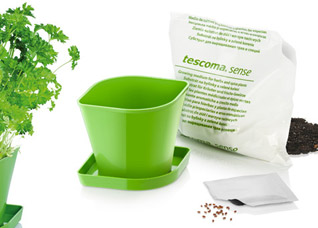Набор для выращивания пряных растений Sense, петрушка, Tescoma 899064Организация и уборка кухни<br><br>