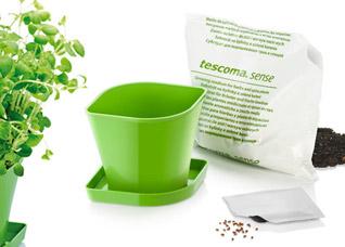 Набор для выращивания пряных растений Sense, орегано, Tescoma 899070Организация и уборка кухни<br><br>