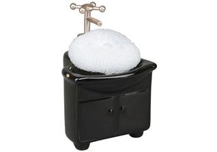Дозатор для моющего средства с губкой Rosenberg 7484-3Разное<br><br>