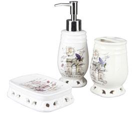 Набор для ванной комнаты Rosenberg RCE-350005-3Товары для ванной комнаты<br><br>