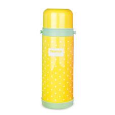Детский термос 1000 мл желтый Fissman 9660Чайники и термосы<br><br>