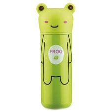 Детский термос 200 мл зеленый Лягушка Fissman 9685Чайники и термосы<br><br>