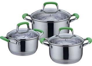 Набор посуды Bekker BK-1738 3 прПосуда<br><br>
