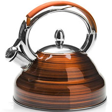 Чайник коричневый Mayer&amp;Boch MB-23205-2, 2.7л, свистокЧайники<br><br>